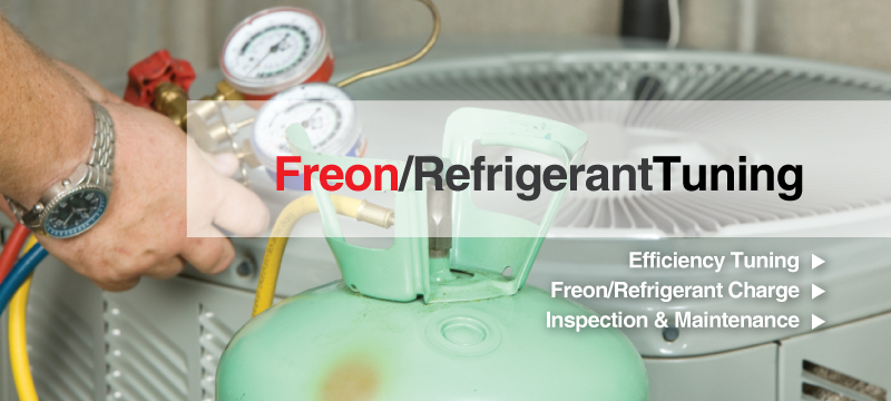 Freon-Refrigerant-Tuning