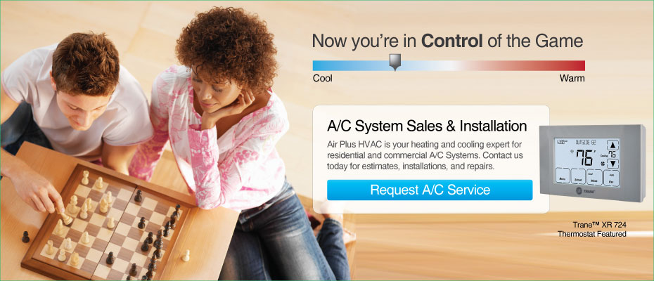 Air-Plus-Air-Condition-Service-Glendale-Trane